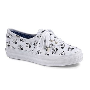 Keds X Minnie Mouse sneakers